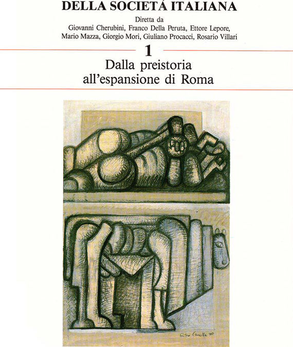 Volume 1 // From the Prehistory to the Expansion of Rome