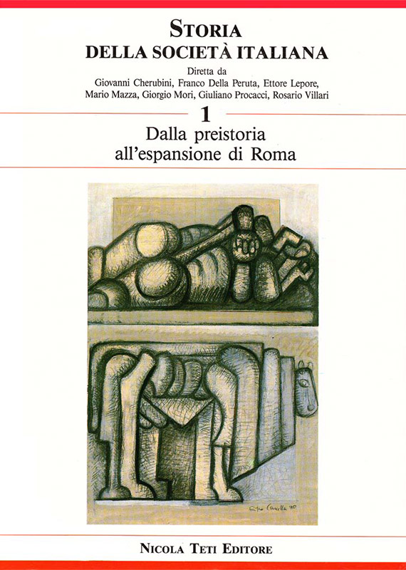 Volume 1 // Dalla preistoria all'espansione di Roma
