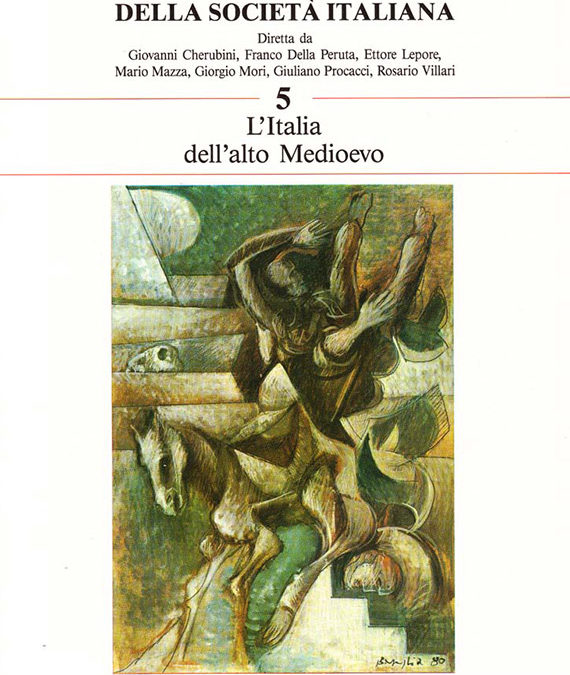 Volume 5 // Italy of the High Middle Age